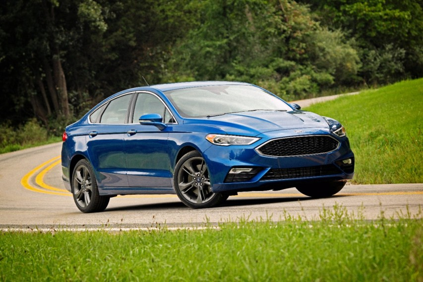 The Ford Fusion Has Gone Through A Significant Fine Tuning For 2017 While Upgrades Are Many None Will Affect Ers More Than On Interior