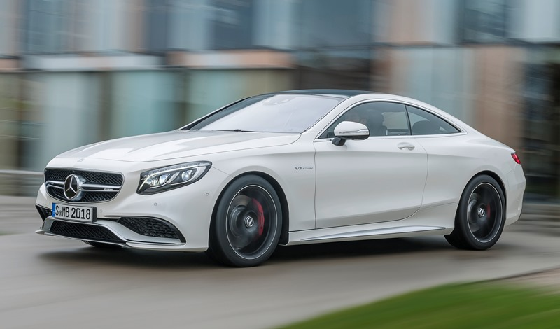 the new 2015 mercedes-benz s63 amg 4matic | motorweek