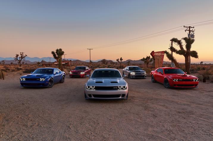 Demon Reincarnate Dodge Challenger Srt Hellcat Redeye Motorweek