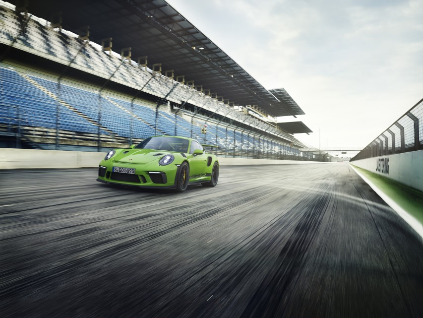 The 2019 Porsche 911 GT3 RS Is Making It Easier To Fulfill Our Need For Speed Four Liter Naturally Aspirated Flat Six Engine Unleashes 520 Horsepower