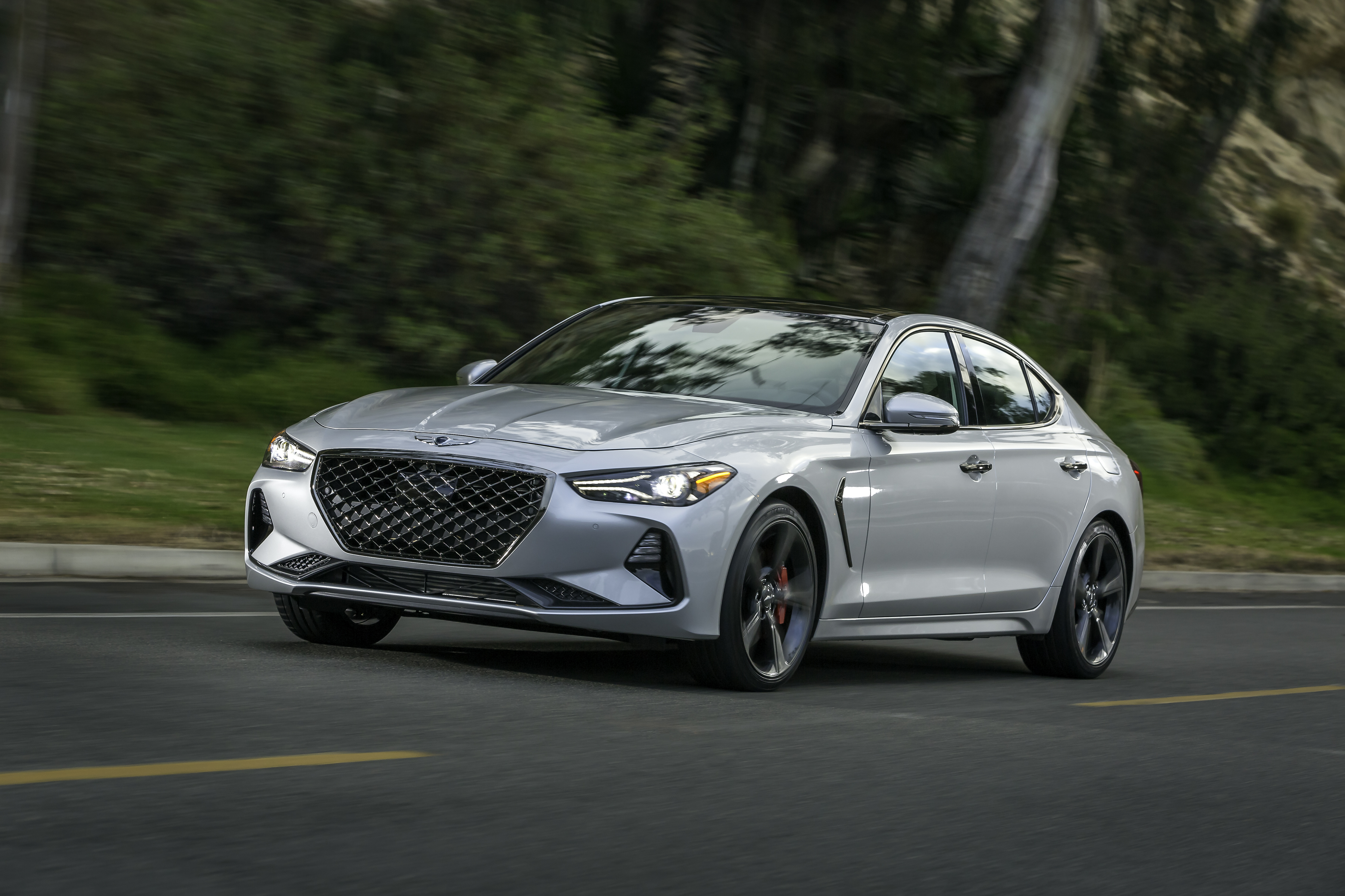 2019 Genesis G70 Motorweek