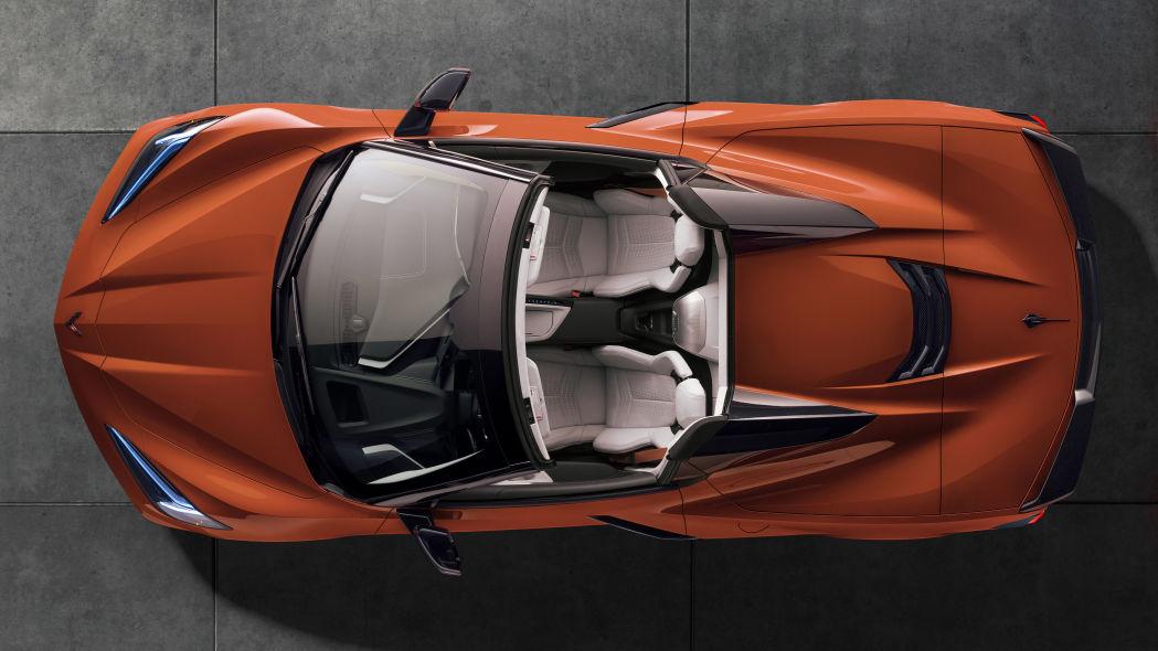 2020 Chevrolet Corvette Looks Even Cooler as a Convertible ...