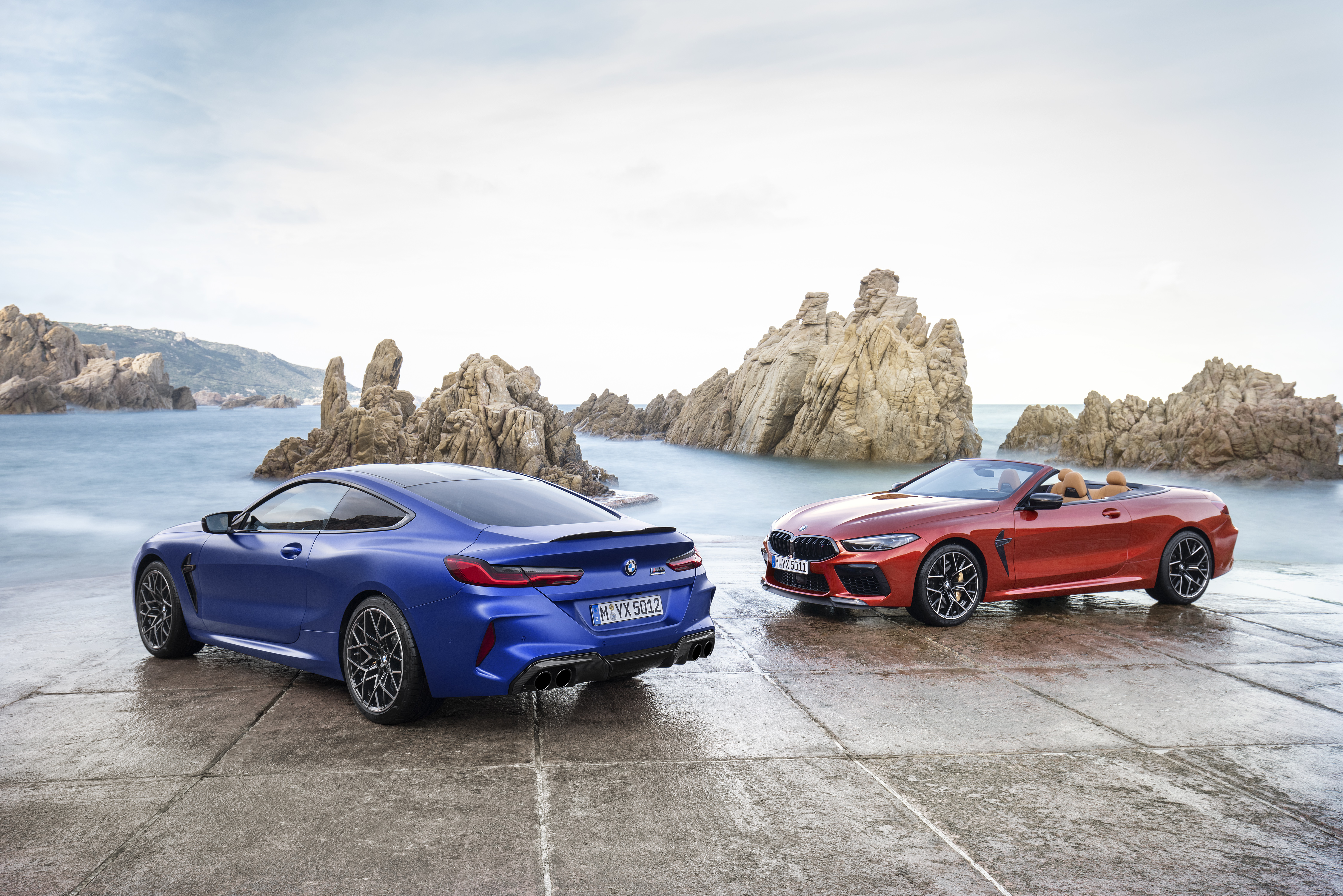 Bmw Unveils New 2020 M8 Coupe And Convertible Motorweek