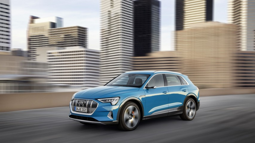 Audi Etron EV Ready For Production MotorWeek - Audi ev