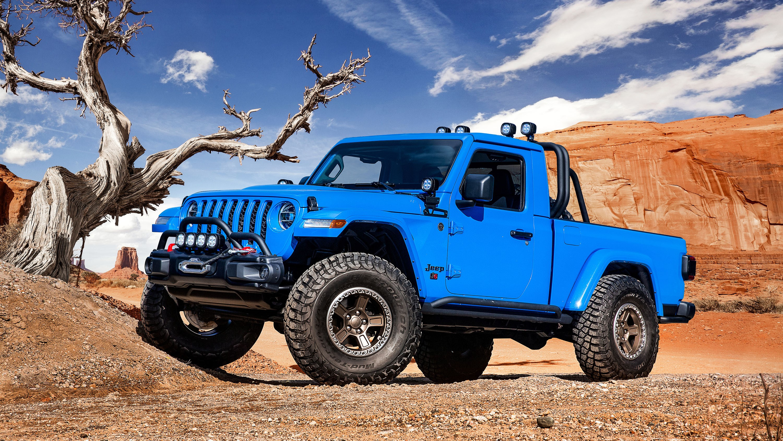 BangShift.com The 2019 Easter Jeep Safari Concepts