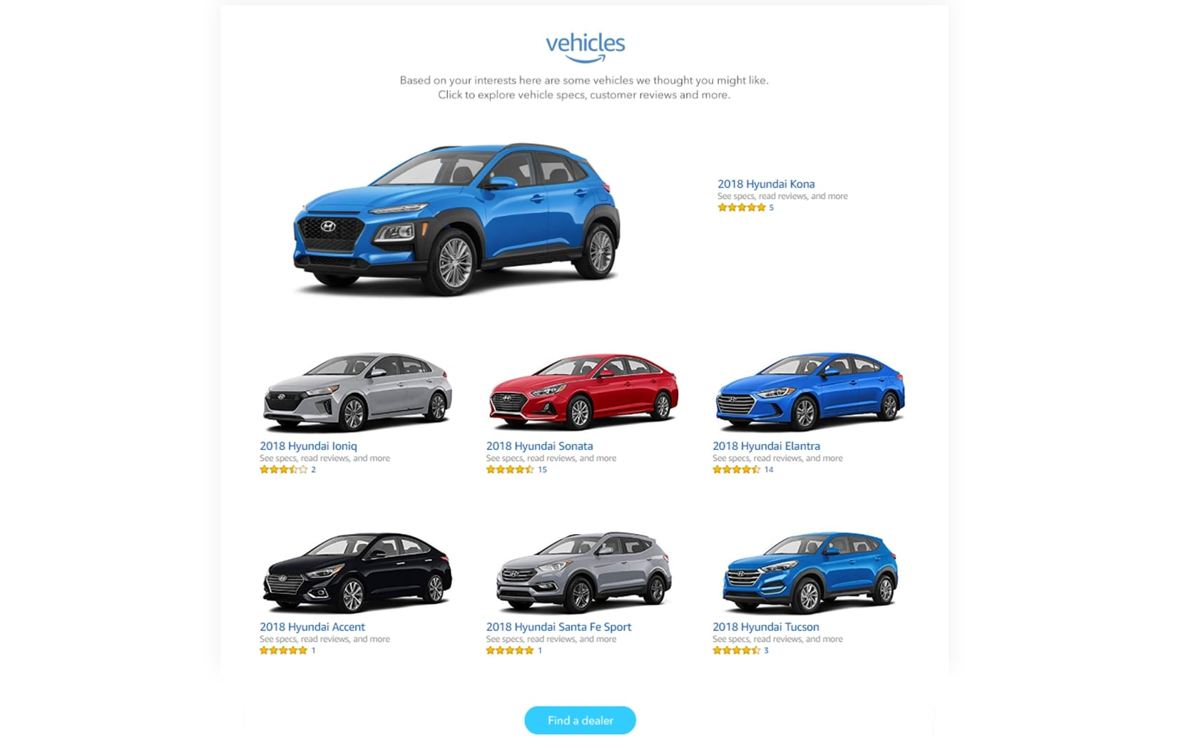 Hyundai Announces Amazon Digital Showroom | MotorWeek