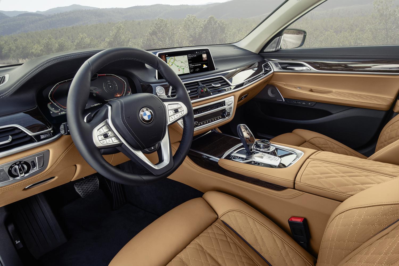 Bwm Introduces Updated 2020 Model 7 Series Sedan Motorweek