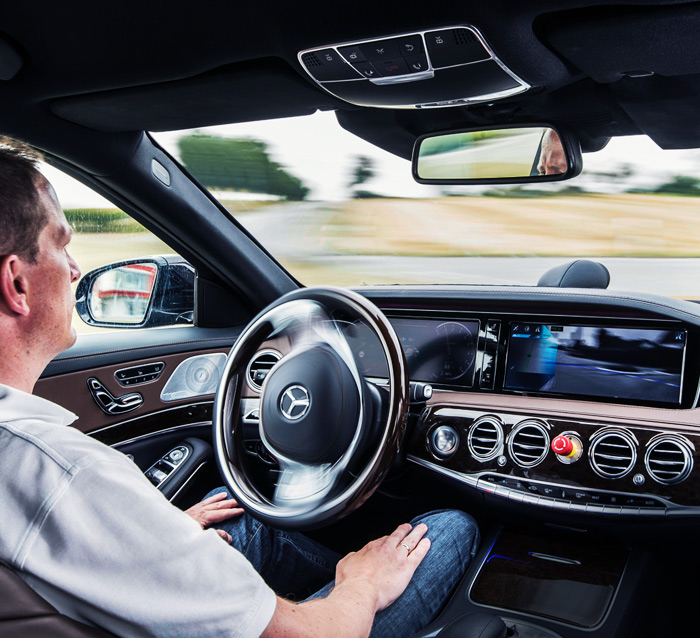 German Automaker Mercedes Benz Is Expanding Its Autonomous Driving Program  In California. Mercedes Benz Now Plans To Expand The Testing Of Their ...