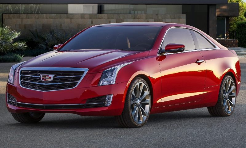 Cadillac Price >> 2015 Cadillac Ats Coupe Price Set Motorweek