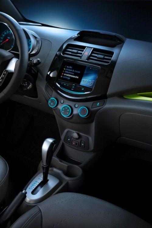 2013 Chevrolet Spark Motorweek