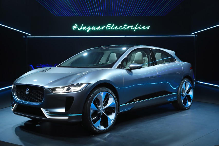After A Grueling Series Of Tests Jaguar S I Pace Electric Suv Beat Out 58 Other Compeors To Win The Prestigious German Car Year Le