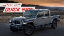 2021 jeep gladiator ecodiesel   motorweek