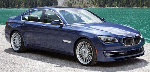 2013 BMW Alpina B7 | MotorWeek