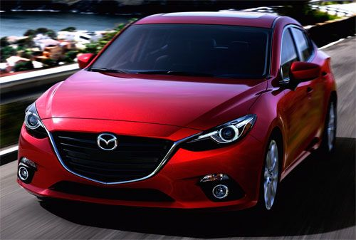 Mazda Has Been On A Roll Of Late With Great Looking Redesigns For The CX 5  Crossover And Mazda6 Midsize Sedan; And With Their SkyActiv Technology  Producing ...