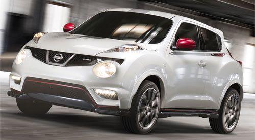 2013 Nissan Juke Nismo Motorweek