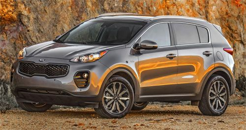 No Vehicle Tells The Kia Story Better Than Their Compact Sportage Utility One Of First U S Models It Started Out As A Cobbled Together