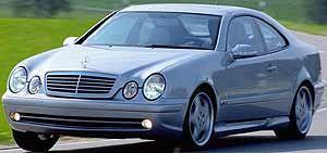 2001 clk55 amg