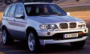 2002 BMW X5 4.6is Program #2123 | MotorWeek