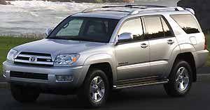 2003 Toyota 4Runner Program #2203 | MotorWeek