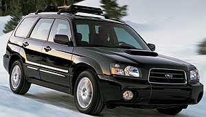 2004 Forester 2 5 Xt Program 2250 Motorweek