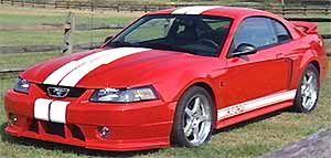 2003 Roush 380R Ford Mustang   MotorWeek