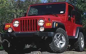 2003 Jeep Wrangler Rubicon Program 2241 Motorweek