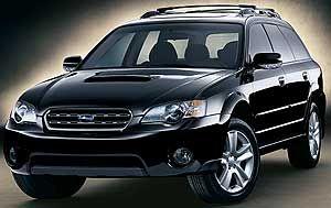 2005 Subaru Outback Program 2343 Motorweek