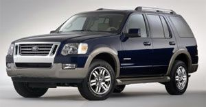 2006 Ford Explorer Motorweek