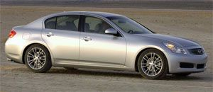 When Infiniti Introduced The G35 Sedan For 2003 It Was Something Of An Undefined Quany With Unremarkable Pedigree Clearly A Make Or Break