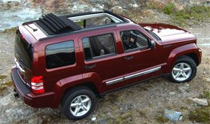 2008 jeep liberty   motorweek