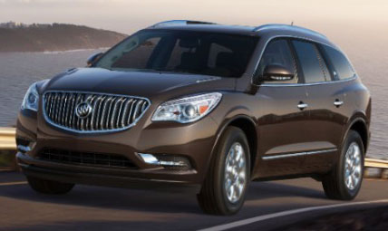buick enclave 2012 vs 2013 images galleries with a bite. Black Bedroom Furniture Sets. Home Design Ideas