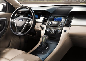2013 Ford Taurus Review >> 2013 Ford Taurus Motorweek