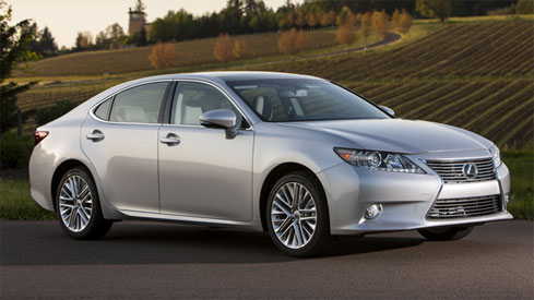 2013 lexus es first drive motor trend new cars car auto design tech. Black Bedroom Furniture Sets. Home Design Ideas