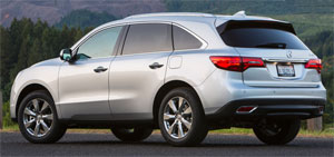 Pricing For The Mdx Has Dropped Slightly Starting At 43 185 But Keep In Mind That S Front Wheel Drive All Models Start 45