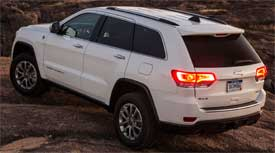 The Turbo Diesel Boosts Fuel Economy To 22 City And 30 Highway For A 2X4.  21/28 For A 4X4. Thatu0027s A 24% Gain Over The Grand Cherokeeu0027s Standard Gas  V6.
