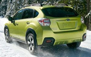 2014 Subaru XV Crosstrek Hybrid  MotorWeek