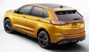 2017 ford edge trailer towing selector autos post. Black Bedroom Furniture Sets. Home Design Ideas