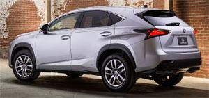 All Wheel Drive Hybrid Are 33 City 30 Highway And 2017 Lexus Nx 300h Motorweek
