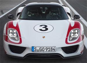 2015 Porsche 918 Spyder Motorweek