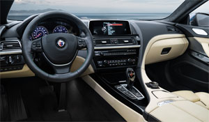 And Speaking Of Measuring The Leather Craftsmen At Alpina Did Their Share As They Wred Hand Sched Virtually Entire Interior For Both Extreme