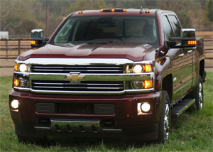 2016 chervolet silverado crew cab 2500 diesel motorweek its been hard to truly say who offers class leading towing anymore since different standards are being used and each brand seems to have a particular publicscrutiny Image collections