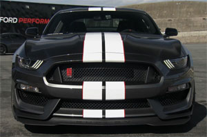 But That S Only The Beginning Of Shelby Magic Front To Rear Almost Everything Has Been Upgraded From Suspension Aerodynamics Cooling