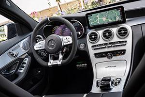 Mercedes C63 Amg 0 60 >> 2019 Mercedes Amg C63 S Sedan Motorweek