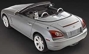 2005 Chrysler Crossfire Roadster Program #2340   MotorWeek