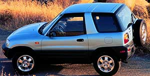 Auto Rewind 1997 2000 Toyota Rav4 Program 2331 Motorweek