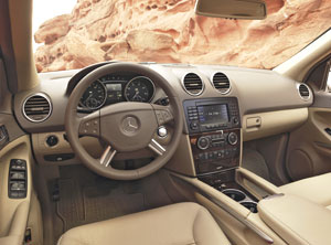 2006 Mercedes Benz Ml350 Program 2438 Motorweek