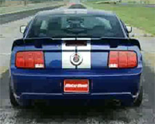 2007 Roush Stage 3 Ford Mustang Motorweek