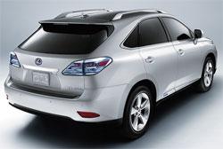 Lexus rx 400h 2010