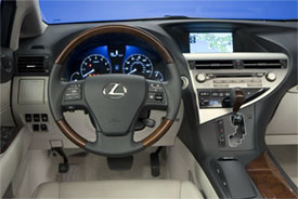 Inside Is A Refined And Instantly Recognizable Lexus Interior But It Has Been Extensively Reformed For More Intuitive Ergonomic Feel