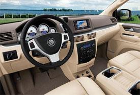 2009 Volkswagen Routan   MotorWeek